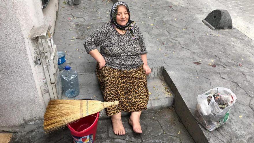 Cihangir'de 21 yıllık Kapıcı Gülüzar'ın direnişi sürüyor