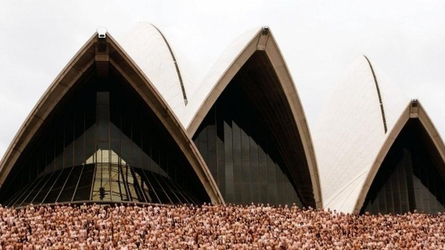 Avustralya'da toplu çıplak çekim için izin çıktı