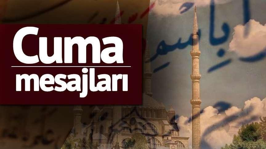 Cuma mesajları: En yeni cuma mesajları! Ramazan ayının en güzel en anlamlı 8 Haziran cuma mesajları