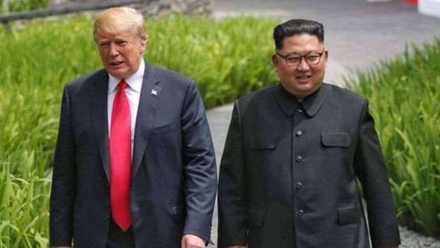 Kim, Trump'ın davetini kabul etti