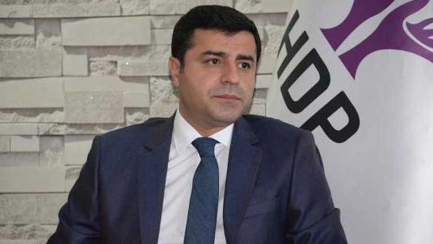 Demirtaş'a YSK'dan propaganda izni çıktı