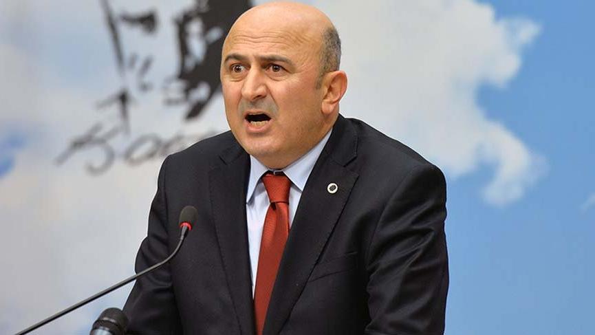 Eminağaoğlu: 'Konu Yüce Divan'lıktır'