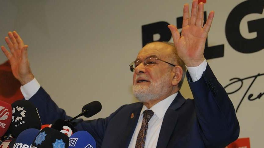 SP Lideri Karamollaoğlu: Erbakan Hocanın kemikleri sızliyeah!