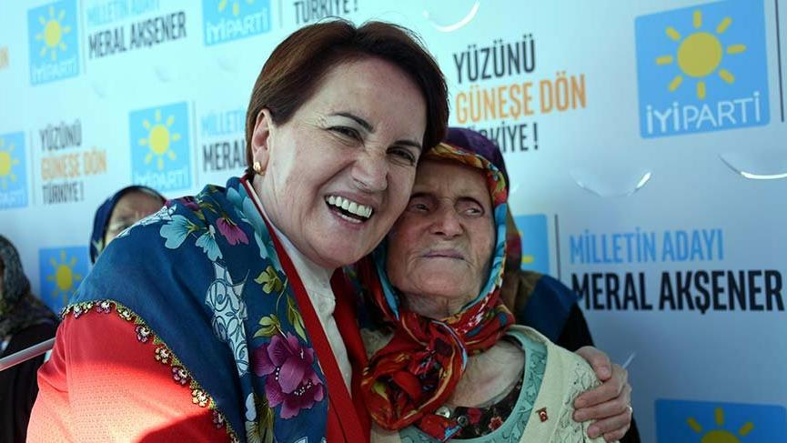 Akşener: Erdoğangilleri evlerine geri göndereceğiz