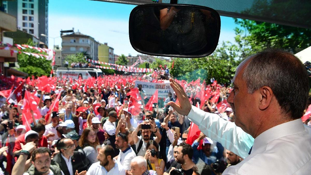 İnce'den Erdoğan'a: O generali görevden al