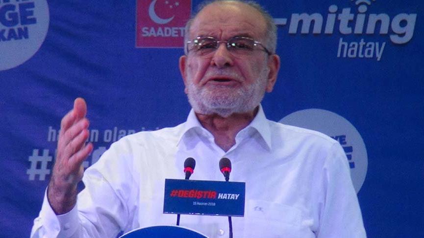 SP'den çok sert AKP açıklaması: 'Acınacak haldesiniz'