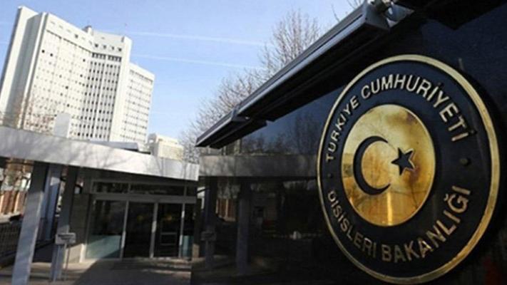 Dışişleri Bakanlığı'ndan AGİT'in seçim raporuna eleştiri