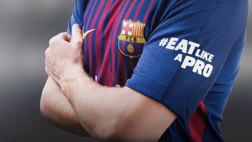FC Barcelona'dan 'Şampiyonlar Gibi Beslen' çağrısı