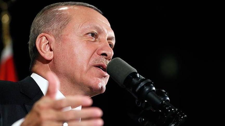 Erdoğan iftar programında konuştu!