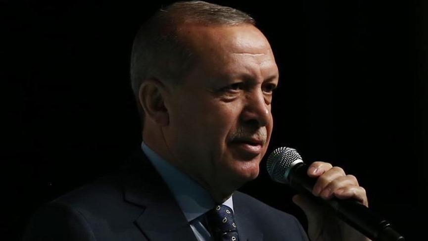 Cumhurbaşkanı Erdoğan TANAP hattı açılışında konuştu