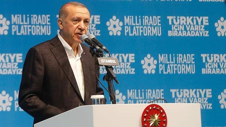 Erdoğan'dan Suruç saldırısı açıklaması