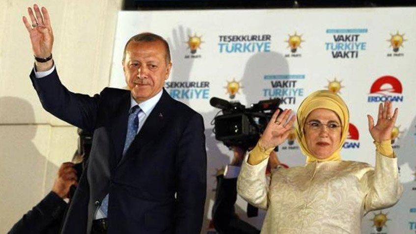 Son dakika... Erdoğan seçim sonrası balkon konuşması yaptı