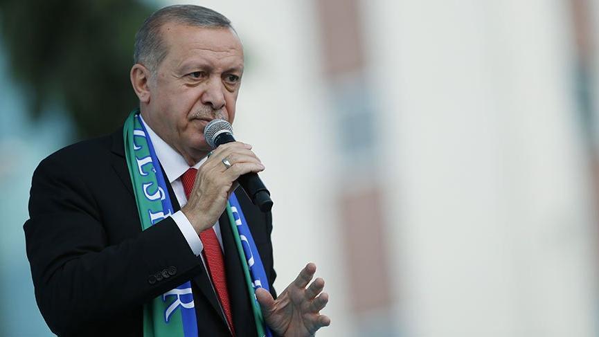 AKP Genel Başkanı Erdoğan'dan atama isteyen öğretmene büyük tepki