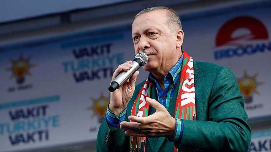 Cumhurbaşkanı Erdoğan Diyarbakır'da iftar programına katıldı