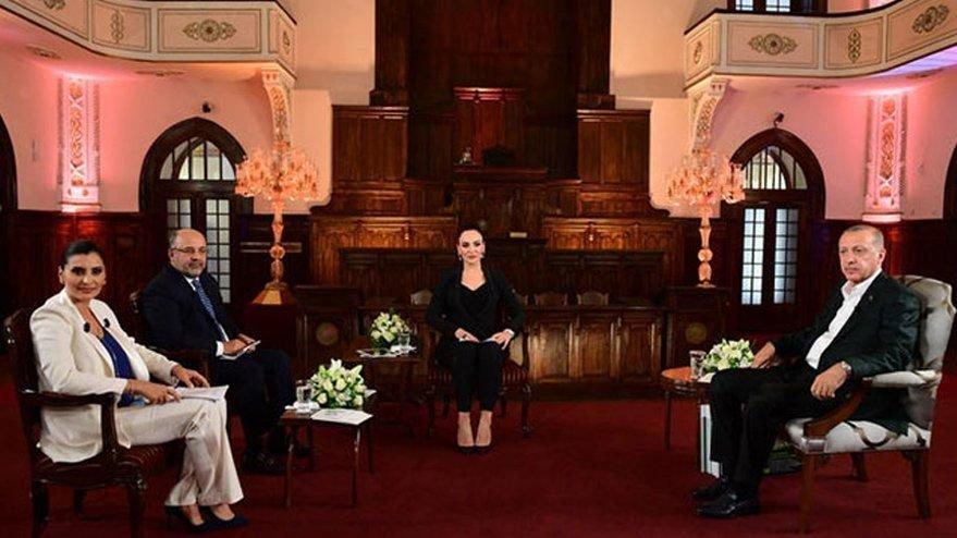 Erdoğan: FETÖ'nün bizim zamanımızda büyüdüğü iddiasını reddetmem
