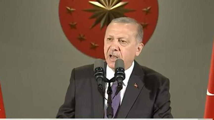 Son dakika: Cumhurbaşkanı Erdoğan'dan emeklilere zam açıklaması