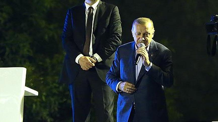 Cumhurbaşkanı Erdoğan: Sıra Kandil'de, sıra Sincar'da!