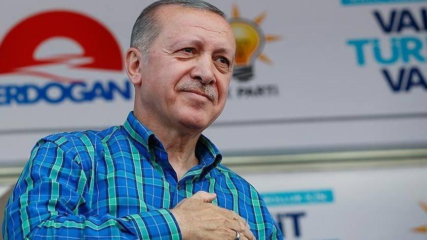Erdoğan Hatay'da konuştu ve yeni projelerini anlattı
