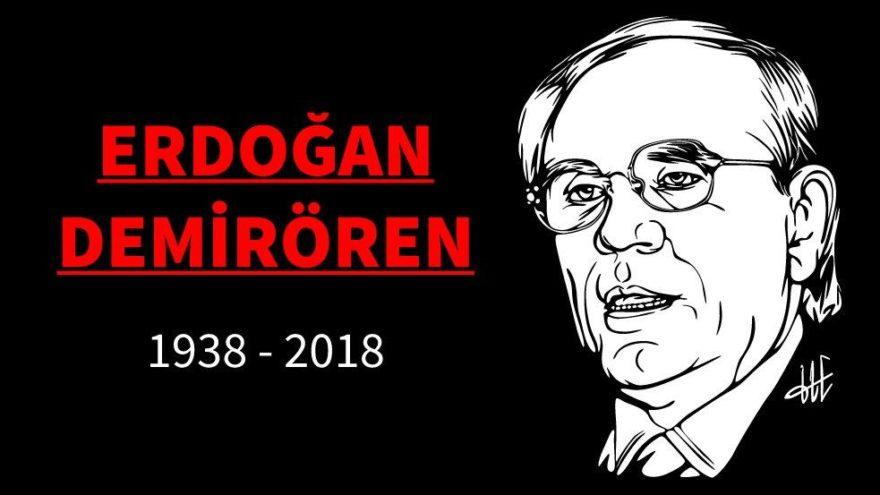 Son dakika… Erdoğan Demirören vefat etti