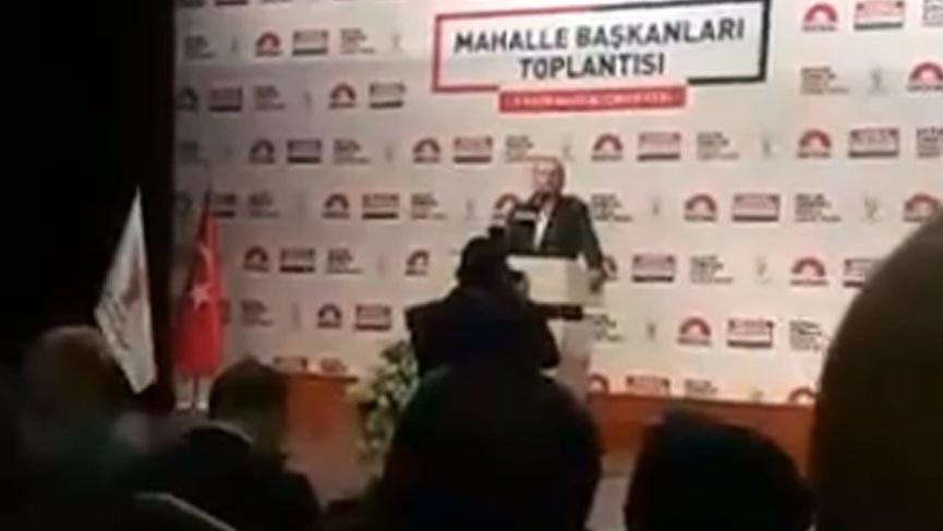 Erdoğan: HDP'yi baraj altında bırakmak için markaja alacaksınız