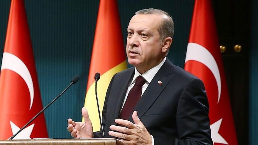 Erdoğan: Kürtlerin temsilcisiyim