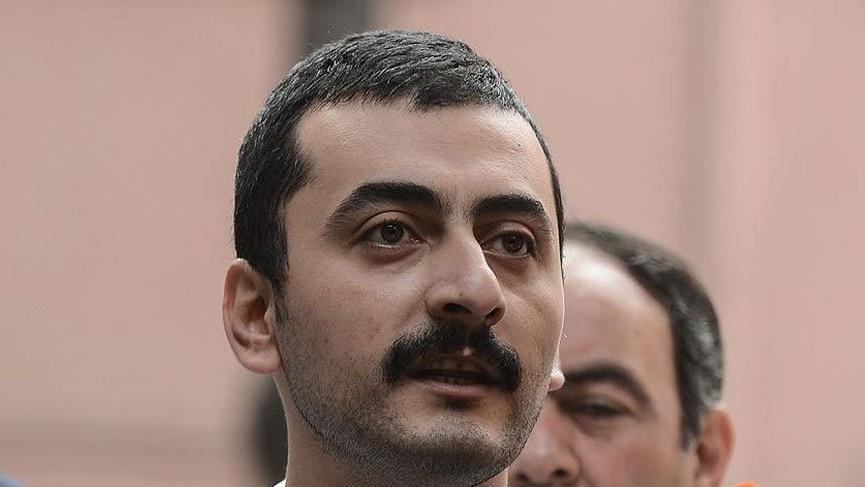 Son dakika... Eren Erdem gözaltına alındı