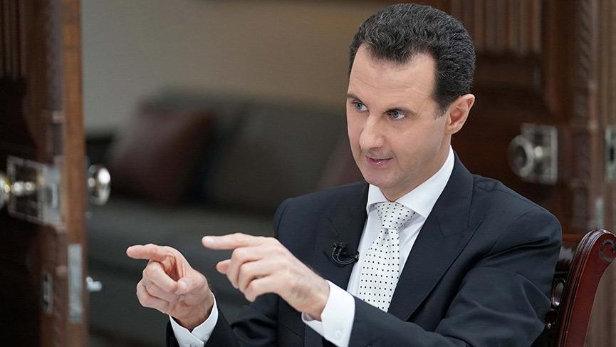 Esad'dan yeni hamle! Kim ile görüşecek…