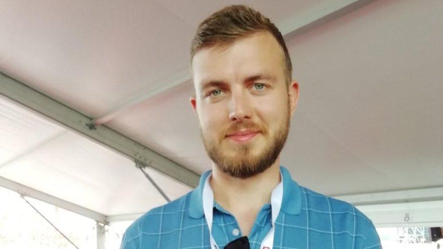 Maltepe mitingi Estonyalı muhabiri de şaşırttı
