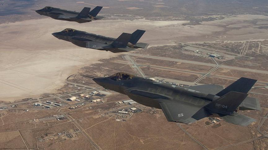 ABD'nin kafası karışık! F-35 açıklaması...