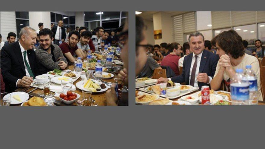 KYK yurdunda 'Osman Bak' farkı!