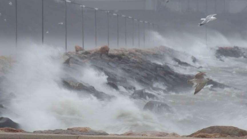 Meteoroloji'den fırtına uyarısı! İşte hafta sonu yurtta hava durumu…