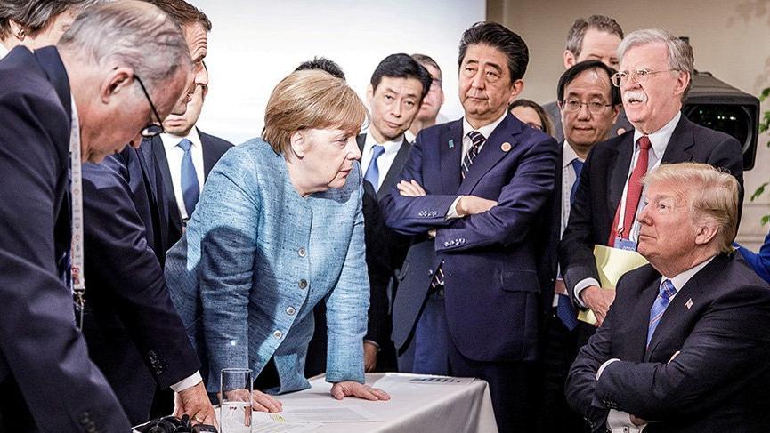 Dünyanın konuştuğu krizin fotoğrafı