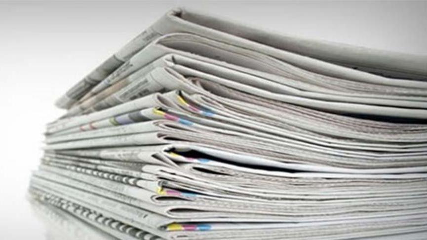 Gazeteler seçim sonuçlarını böyle duyurdu