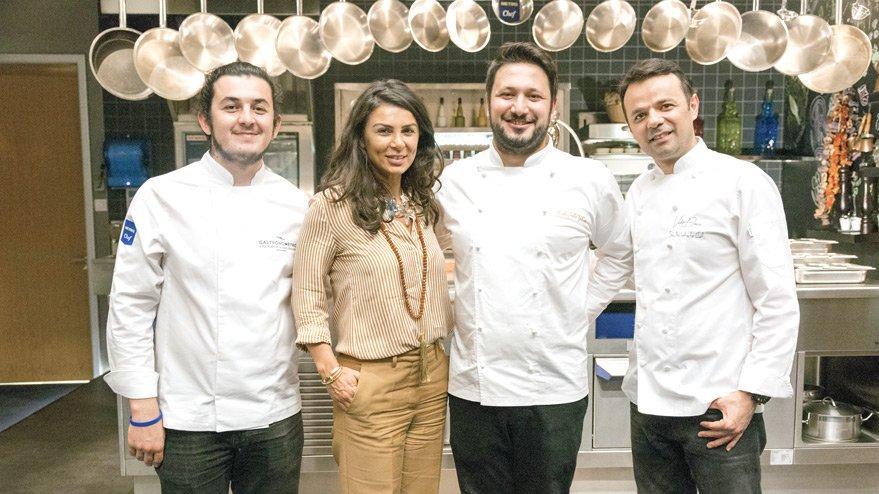 Gastronomi Oscarları'nda Avrupa finaline doğru