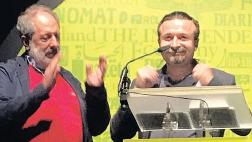 Dünya Basın Karikatürleri Yarışması'nda Sözcü çizerine ödül
