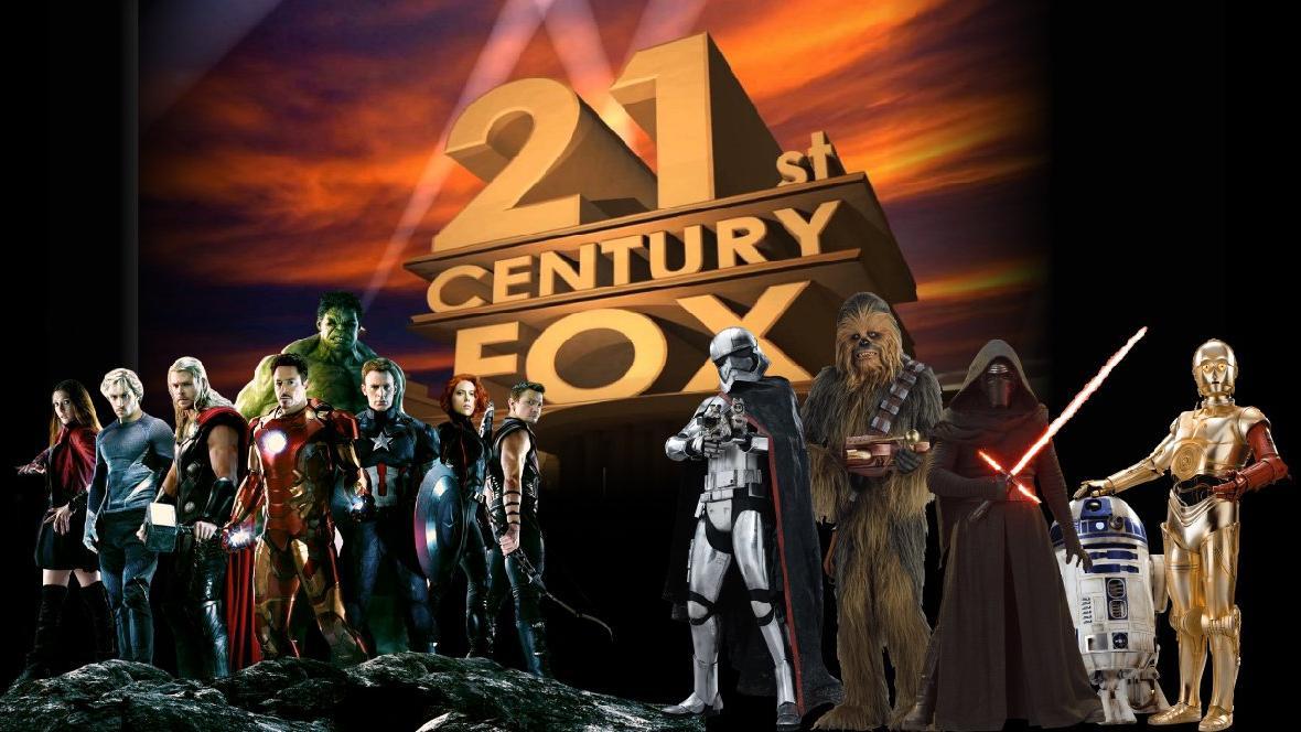 21st Century Fox, Disney'in oldu