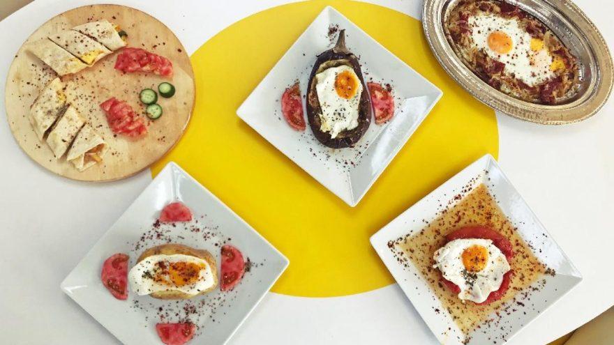 Avrupa'nın ve Türkiye'nin tek yumurta konseptli mekanı: Yumurta Sarayı