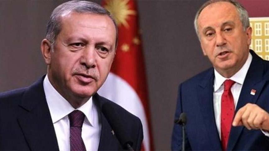 İnce'den Erdoğan'a sert yanıt 'Recep yine çuvalladın'