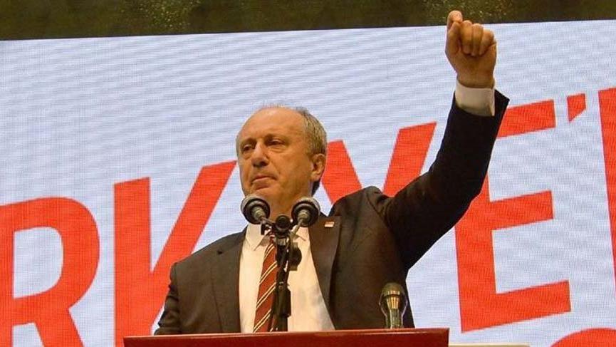Muharrem İnce Bursa'da 9. sıradaki adaya seslendi: Ankara'dan evini tut!