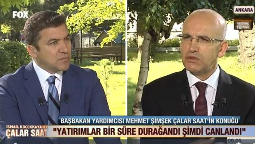 Mehmet Şimşek soruları yanıtlıyor