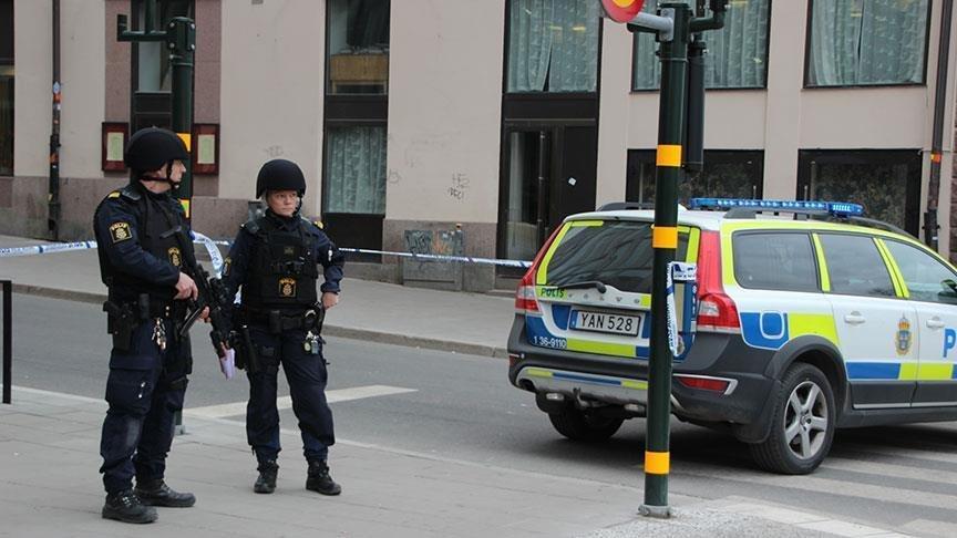 İsveç'teki kamyonlu terör saldırısına ömür boyu hapis