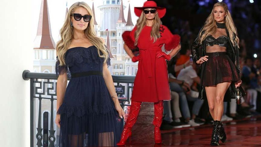 Paris Hilton: 'Artık Hilton otelleri varisi değil, kendi işinin sahibi Paris Hilton'um'