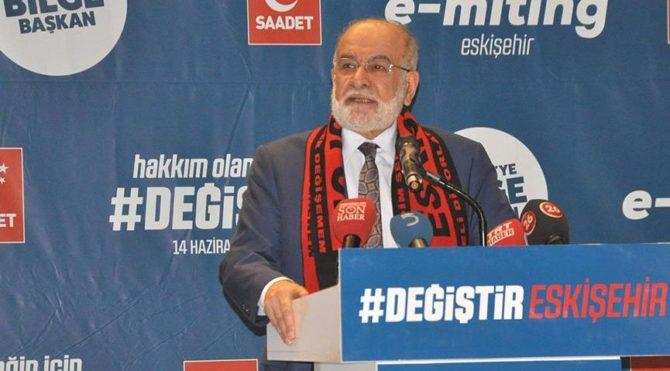 Karamollaoğlu İktidar Fenerbahçe sendromu yaşayacak