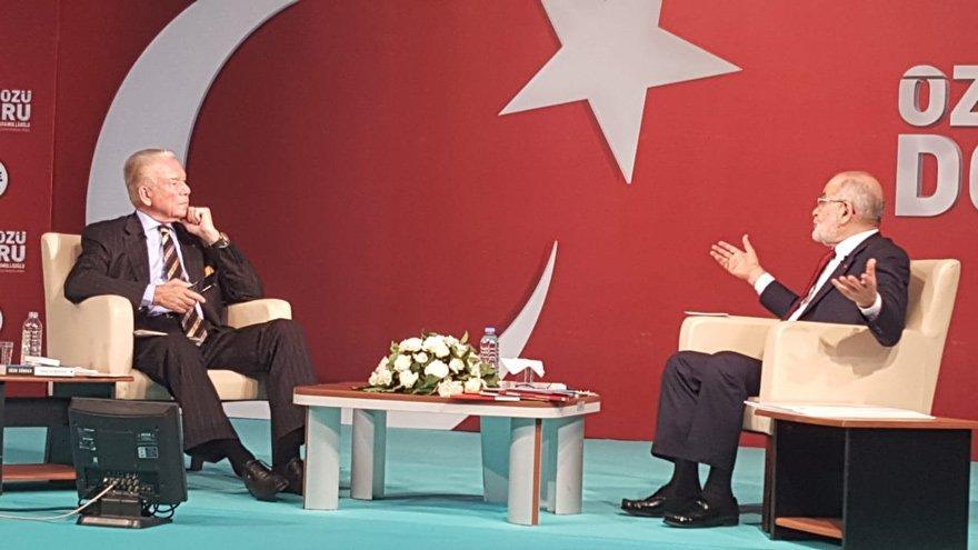 Karamollaoğlu açıkladı: İşte Saadet Partisi ile AKP arasındaki fark!