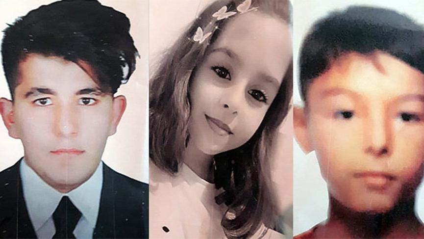 İstanbul'da kaybolan 3 çocuk Tokat'ta bulundu