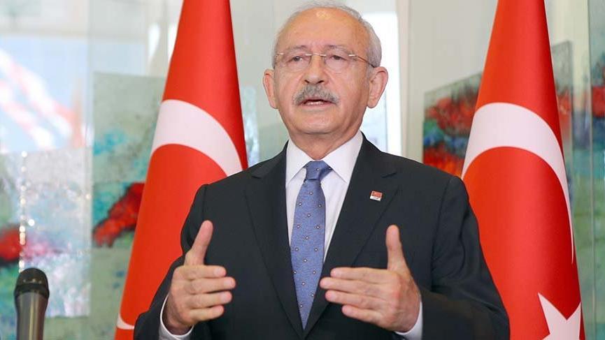 Kılıçdaroğlu: Kısa bir süre sonra huzuru yeniden hayata geçireceğiz
