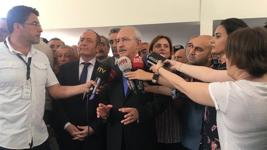 Kılıçdaroğlu: Türkiye'nin büyük değişime ve dönüşüme ihtiyacı var