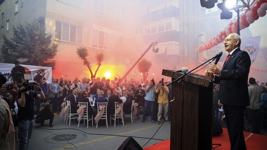Kılıçdaroğlu, Pendik'te tapu sözü verdi