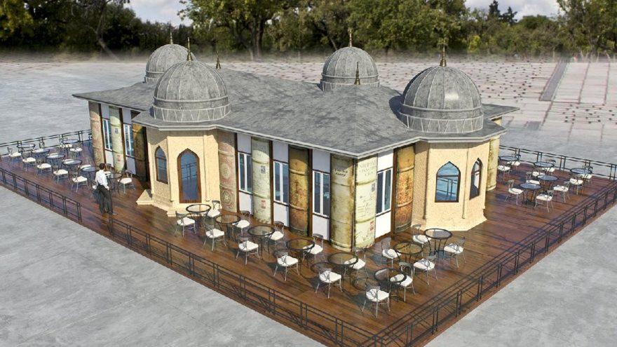 Millet Kıraathanesi projesi hazır mı?
