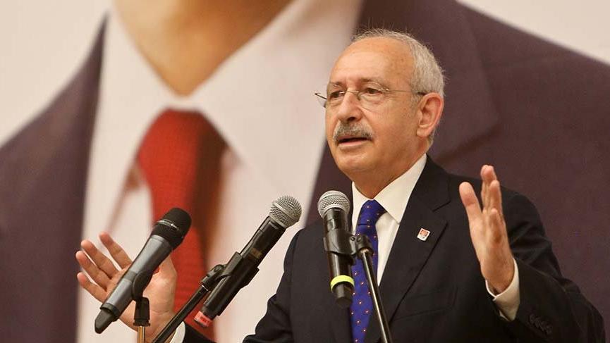 Kemal Kılıçdaroğlu Antalya'da Oda Başkanları Toplantısı'nda konuştu